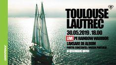 """Toulouse Lautrec lansează noul album """"X"""" Toulouse, Portal, Album, Card Book"""