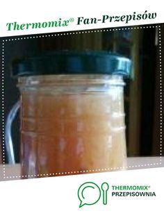 Konfitura z gruszek jest to przepis stworzony przez użytkownika Marta_Sek. Ten przepis na Thermomix<sup>®</sup> znajdziesz w kategorii Dodatki na www.przepisownia.pl, społeczności Thermomix<sup>®</sup>. Mason Jars, Food And Drink, Thermomix, Mason Jar, Glass Jars, Jars