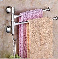 Cintres De Mur Et De Porte In 2020 Wall Bar Towel Rack Towel