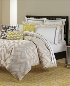 Trina Turk Giraffe Queen Comforter Set - Bedding Collections - Bed & Bath - Macy's