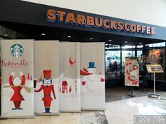 Starbucks Red Cups Gathering 2012