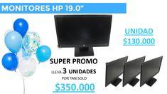 Aprovecha Monitores en promoción Monitor, Flat Screen, Electronics, Tv, Flat Screen Display, Flatscreen, Television Set, Television