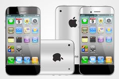 Strange aspect for this iPhone 5 rendering