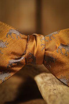 Buffalo Jackson | Moose bow tie $55