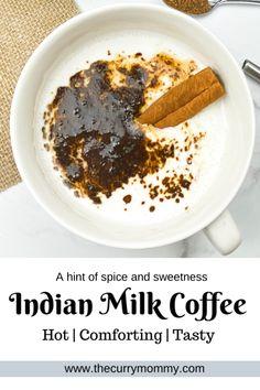 Coffee Mix, Spiced Coffee, Hot Coffee, Indian Coffee, Pumpkin Sauce, Chai Recipe, Autumn Coffee, Indian Breakfast, Coffee Tasting
