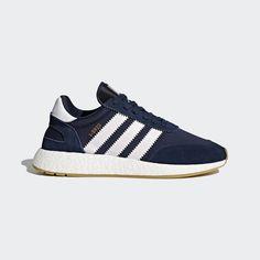 Iniki Runner Shoes Collegiate Navy/Footwear White/Gum BB2092