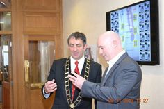 Lord Mayor Launches NU Gym at the Boyne Valley Country Club Product Launch, Lord, Gym, Club, Country, Rural Area, Lorde, Country Music, Rustic
