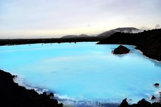 One of my favorite destinations in the world is Iceland, and one of the top spots to visit in this northern country is the famous Blue Lagoon. Enjoy a beverage in the cafe overlooking to healing, blue waters of the spa for a tranquil happy hour.