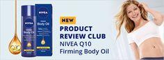 New+Product+Review+Club+Offer:+NIVEA+Q10+Firming+Body+Oil+/+Nouvelle+Offre+du+Club+des+bancs+d'essai:+Huile+corporelle+raffermissante+NIVEA+Q10