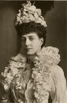 Queen Alexandra of England (1844-1925), Princess of Denmark