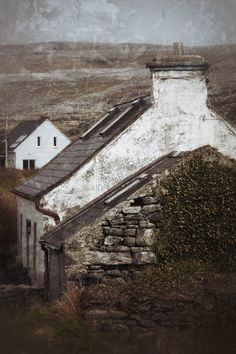 A crofters cottage near Galway