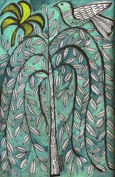 susan black design Susan Black, Doodle Drawings, Bird Art, Plant Leaves, Doodles, Illustrations, Design, Art, Illustration