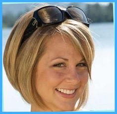The Incredible bob haircuts for fat faces Pertaining to Motivate ...