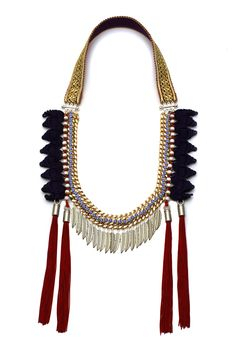 Vacation Style - Necklace = Statement Piece