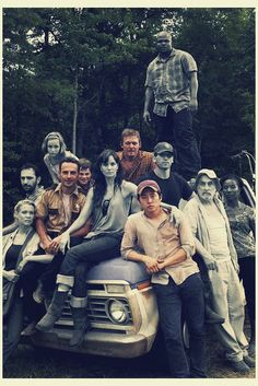 And those we have lost.  #TheWalkingDead