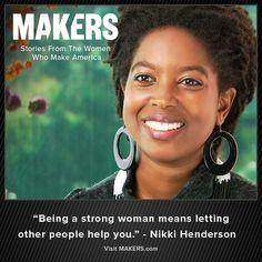 Nikki Henderson is a Local Food Activist