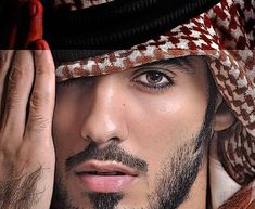 LOL. the guy who was deported from Saudi for being too handsome!