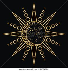 Find Sun Moon Logo Astronomical Icon Astrological stock images in HD and millions of other royalty-free stock photos, illustrations and vectors in the Shutterstock collection. Sun Tattoos, Body Art Tattoos, Tatoos, Sun Moon, Stars And Moon, Logo Lune, Tattoo Familie, Tattoo Sonne, Moon Symbols