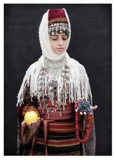 Traditional Armenian Costumes