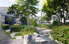 Mount Timah residence in Singapore by architect Chan Sau Yan of CSYA Associates