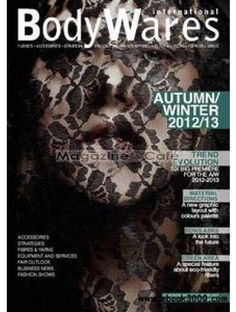 Body Wares International | Italian Magazines | Foreign Magazines - Magazine cafe