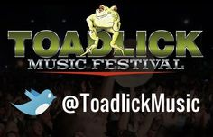 Toad Lick Music Festival in Dothan, Alabama