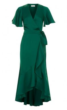 Parrot Wrap Dress - Parrot Wrap Dress Source by feenalanna - Dress Outfits, Fashion Dresses, Dress Up, Cute Outfits, Wrap Dress Outfit, Elegant Dresses, Beautiful Dresses, Casual Dresses, Evening Dresses