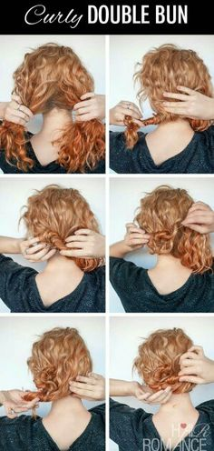 So simple. But so elegant. Hair Romance is finally showing how curly haired girls can rock it!