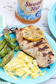 ... Favorites on Pinterest | Grilled Chicken, Flank Steak and Wasabi Sauce