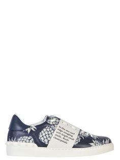 VALENTINO Valentino Shoe Blue. #valentino #shoes #valentino-shoe-blue