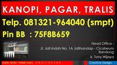 Ph.081321-964040 Kanopi Baja Ringan Bandung