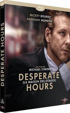 Desperate Hours (La maison des otages) (1990) - Blu-ray Desperate Hours