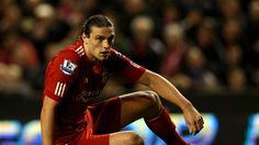Tak Siap Gabung Liverpool, Carroll Browsing Nama Pemain Liverpool Lewat Google