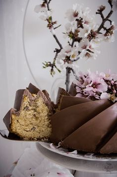 Bunt Cakes, Cupcake Cakes, Chocolate Bundt Cake, Cake Decorating Techniques, Pretty Cakes, Pound Cake, Chocolate Recipes, Cake Recipes, Sweets