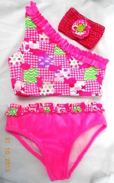 TRAJE DE BAÑO DE NIÑA Summer Girls, Kids Girls, Baby Girl Swimsuit, Dresses Kids Girl, Cute Bikinis, African Fashion Dresses, Toddler Outfits, Kids Fashion, Cool Outfits