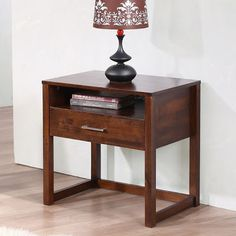 Retails for $399This LAL is from OverstockSierra Tobacco Finish 1-Drawer NightstandRetails for $99.99