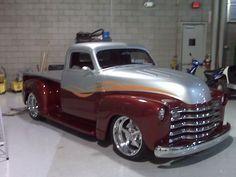53 chevy pickup two tone - Google Search
