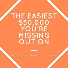 If you have a $500,000 mortgage, and you can get a 0.5 per cent reduction in your interest rate, that'll save you $50,000 over the life of a 30-year loan. #savings #credit #mortgage #interestrate #Australia #economy #business #success #news #marketing #smallbiz #smallbusiness #sales #startup