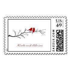 293 Best Winter Wedding Postage Stamps Images Invites Wedding