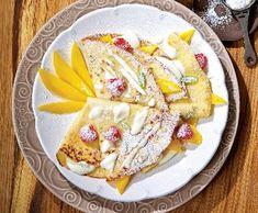 Mangové palačinky | Recepty Albert
