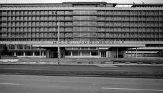 Modern Yugoslavian Architecture
