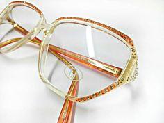 FENDI glasses frames vintage by LOZZA NEW eyewear with