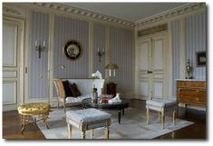 French Decorator Jean-Louis Deniot, French Furniture, French Style, French Interiors, Antique Furniture, Painted Furniture, French Design, 18th Century Antiques