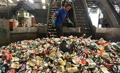 Águas de Pontal: Reciclagem mecânica é a reciclagem física dos obje...