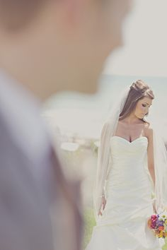 """The focus here is nice...I think it would be better as a """"walking down the aisle"""" shot."""