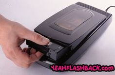 VHS tape rewinder...thought it was the best invention