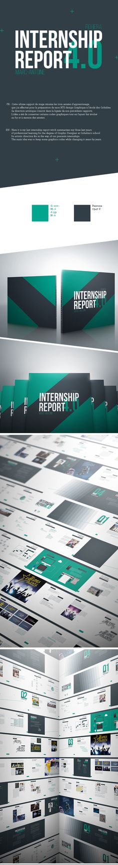 Dasmuse  Internship Report By Fauve Troiano Via Behance