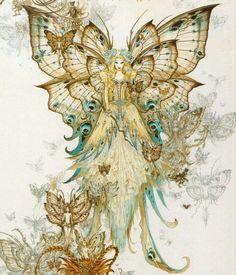 Image result for linda ravenscroft fairy and fantasy art