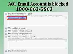 The users have to follow the instructions as below to resolve the issues instantly. If the users have any error while following the instructions they can have help from #AOLCustomerCareNumber +1-800-863-5563 where our skilled technicians will assist them in resolving the issues. #AOLCustomerService #AOLCustomerSupport #AOLTechnicalSupport #AOLTechSupportNumber #AOLEmailSupport #AOLCustomerCare Read More: https://goo.gl/vZuj1C