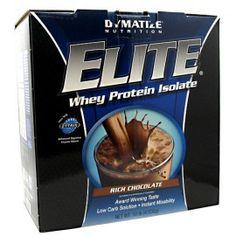Dymatize Elite Whey proteins isolate